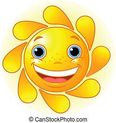 Lindo sol