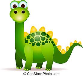 Lindos dinosaurios