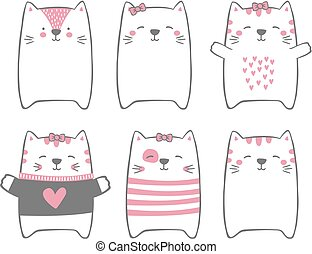 Lindos gatos