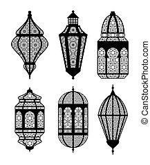 Linternas árabes o islámicos