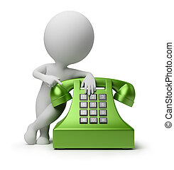 Llama por teléfono