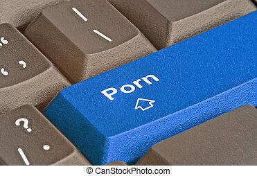 Llave caliente para el porno