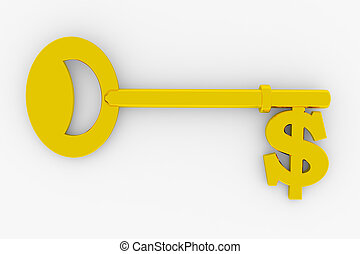 Llave de dólar