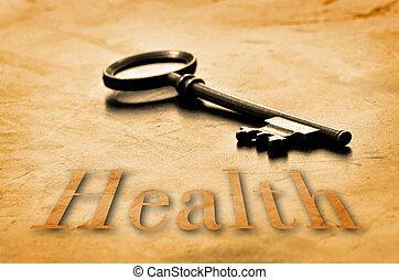 Llave de la salud