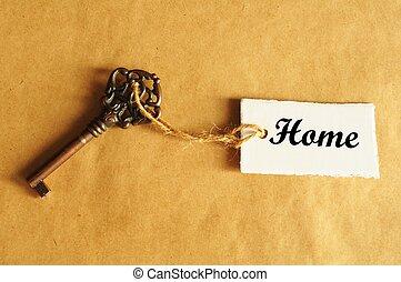 Llave de tu casa