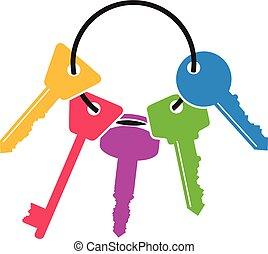 llaves, ramo