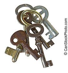 llaves, retro