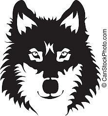 lobo, cara