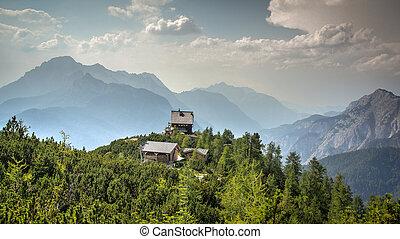 Logia de montaña en Hilltop