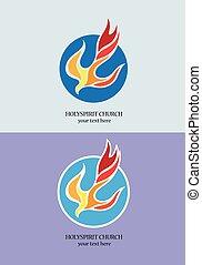Logo de Espíritu Santo