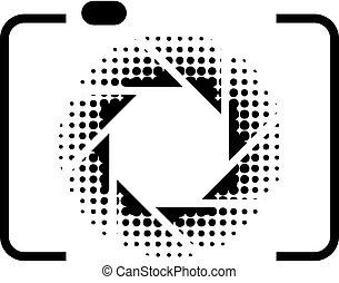Logo de fotografía