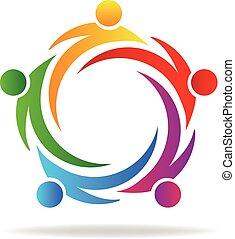Logo de Swooshes