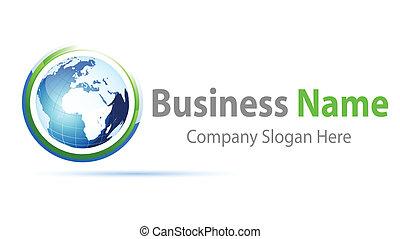 Logo global