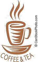 Logo para el café
