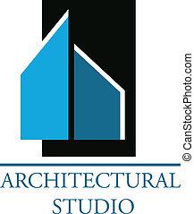 Logo para la compañía arquitectónica