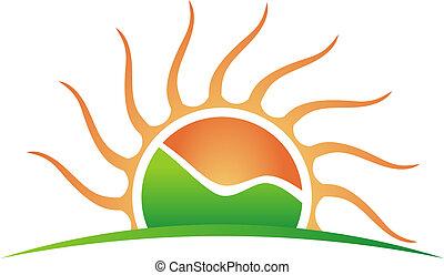 Logo Sun Mountain