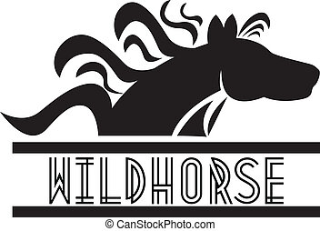Logotipo de caballo