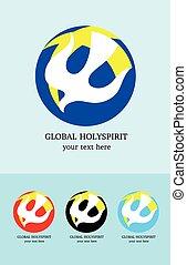 Logotipo de Espíritu Santo
