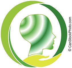 Logotipo de salud mental