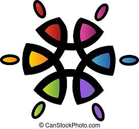 Logotipo de solidaridad