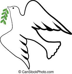 Logotipo del Espíritu Santo