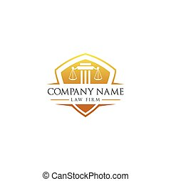 logotipo, diseño, inspiración, consejería jurídica