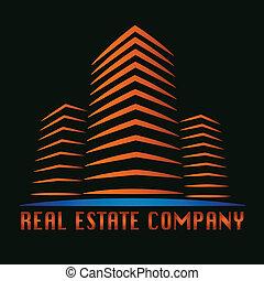 Logotipo inmobiliario