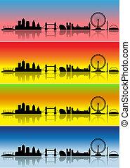 Londres en cuatro estaciones