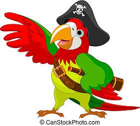 loro, pirata