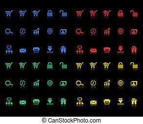 Los íconos de la WW