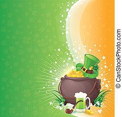 Los antecedentes de San Patrick