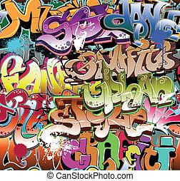 Los antecedentes urbanos de Graffiti no tienen sentido