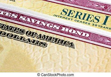 Los bonos de ahorro de los Estados Unidos