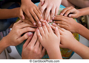 Los chicos de la Diversidad se juntan