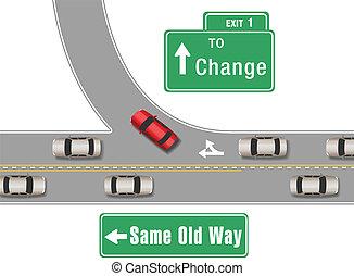 Los coches cambian de moda