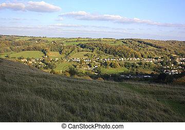 Los Cotswolds en Stroud