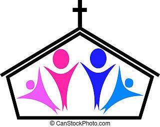 Los creyentes de la iglesia