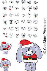 Los dibujos animados de Bunny claus son 9