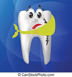 Los dientes duelen