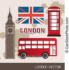 Los elementos de Londres