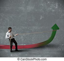 Los empresarios cambian las estadísticas