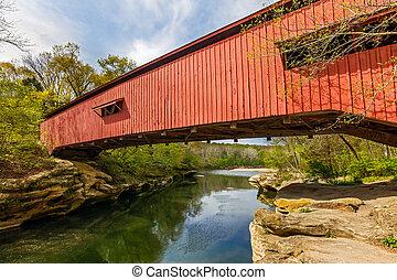 Los estrechos cubren el puente