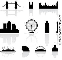 Los famosos monumentos de Londres