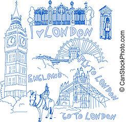Los garabatos de Londres