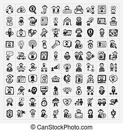 Los iconos de Doodle