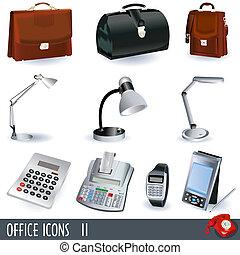 Los iconos de la oficina han puesto 2
