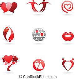 Los iconos del amor