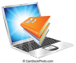 Los libros tienen un concepto portátil