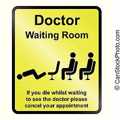 Los médicos esperan información de la sala