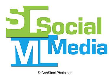 Los medios sociales son abstractos